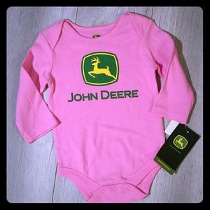 John Deere One Pieces - John Deere Onesie